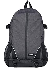 74aed44277 RED TAPE 23.751 Ltrs Black Laptop Backpack (RSB0051)