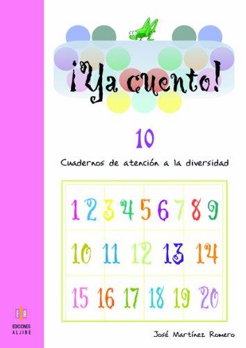 Ya cuento 10: Números de siete cifras, romanos y fracciones: 13