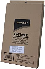 Sharp FU-FP-F40E-W Replacement Filter for Air Purifier (White)