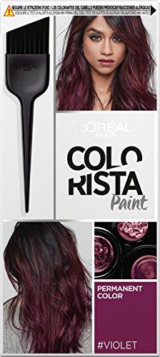 L'Oréal Paris Colorista Paint, Colorazione Permanente, Viola (Violet)