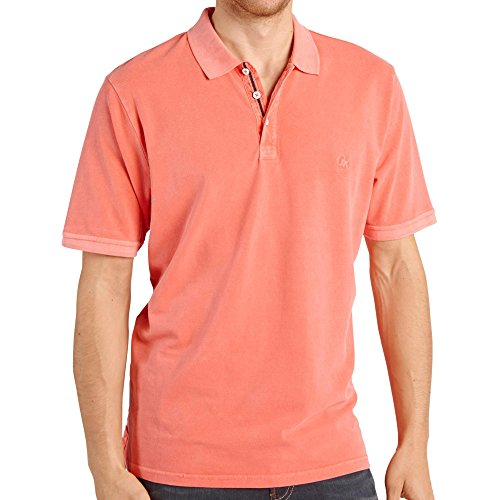 CASAMODA Herren Poloshirt 952137100 Rot (rot 420)