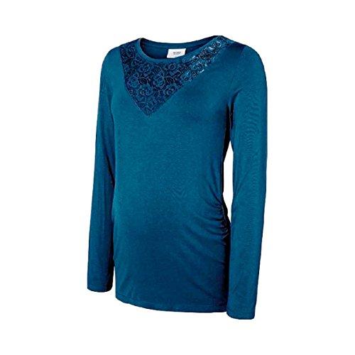 MAMA LICIOUS® Le T-shirt de grossesse T-shirt de grossesse T-shirt de grossesse Bleu