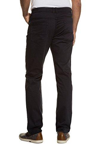 JP 1880 Herren Hose 5-Pocket Twill, Regular Fit N, Premium Baumwolle, Blau (Dunkelblau 70), 64 (Mens Flat Front Hose Twill)