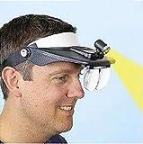 Handwerk Kopflupe -