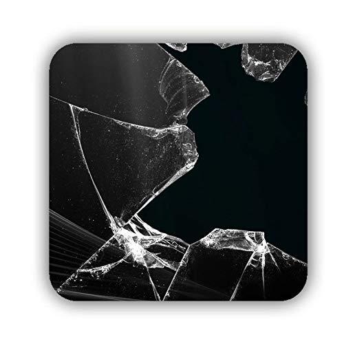 Mdf-Material Haben Glass Verwenden Für Square Fridge Magnet Für Mädchen Qualität