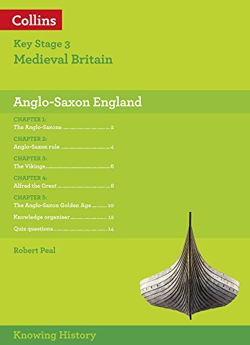 KS3 History Anglo-Saxon England (Knowing History) by Robert Peal (2016-09-06)