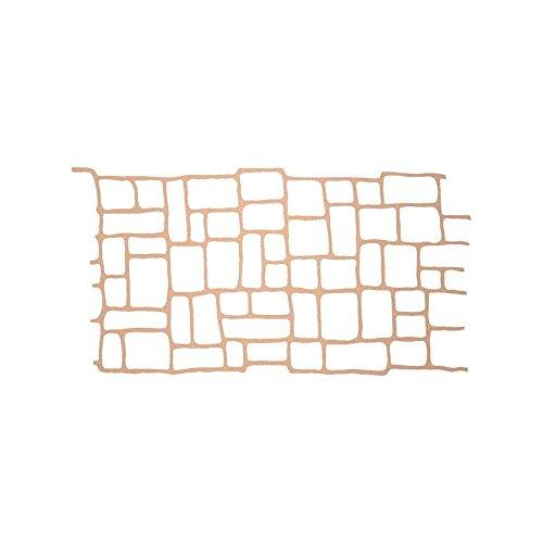BonWay 32-254 33/36 (DE) 1.52 Meters Old English Cobble Papierschablonen für Dekorative Beton
