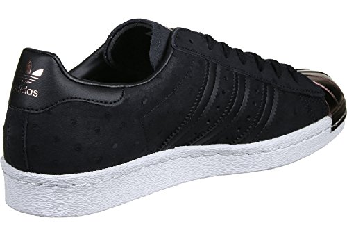 adidas Superstar 80s Metal Toe W chaussures noir or