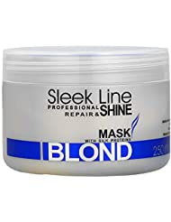 stapiz Sleek Line Blond Atemschutzmaske–250ml