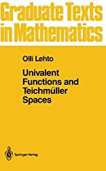 Univalent Functions and Teichmüller Spaces (Graduate Texts in Mathematics, Band 109)