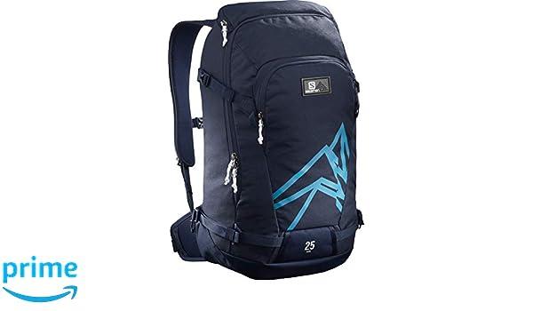 L40371900 Mixte Dos Sac Léger À Ski Side Salomon De 25l 25 Backpack AxnRqPB