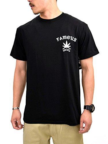 Berühmter Stern und der Bügel Männer Rauch es Prämien T Shirt des kurzen  Ärmels Schwarz