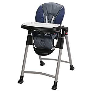 Graco Contempo High Chair, Midnight