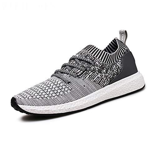 HOTSTREE mesh Shoes Men 2019 Breathable Shoes Men Sneakers Casual Shoes Men Summer Black Sneakers Zapatos de Hombre Chaussure Homme buty 3 9 Pliner High Heels
