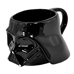 Idea Regalo - Joy Toy Darth Vader Tazza in Confezione Regalo con Finestra, Ceramica, Multicolore, 16.50x12.50x9.50 cm