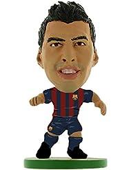 SoccerStarz–soc764–Barcelona Luis Suárez–Kit de casa (2018versión)/cifras