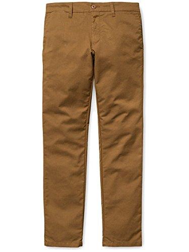 Carhartt Sid Pant, Pantalon Homme Beige