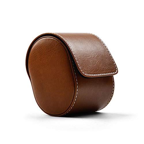 SODDEY Travel Watch Organizer Orologi Case in Pelle Roll Watch Storage Pouch...