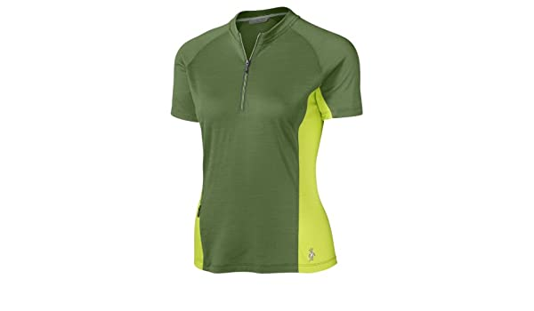 Smartwool Cottonwood Womens Cycling Jersey - M 6443b00f2