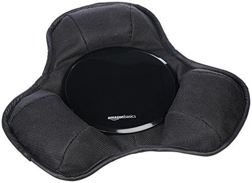 AmazonBasics - Armaturenbrett-Halterung für tragbare Navigationsgeräte von Garmin, TomTom, Magellan und anderen Marken, Neues Design