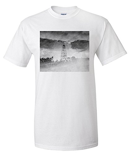 drewrys-bluff-va-signal-tower-at-ft-darling-civil-war-photograph-premium-t-shirt