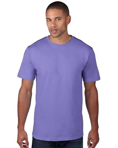 anvil Herren Organic Fashion Basic T-Shirt / 490