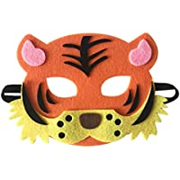 Sixlus Máscara de los niños de los niños Respetuoso del Medio Ambiente Fiesta de Disfraces