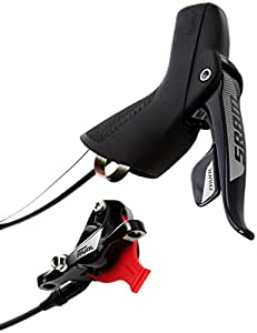 Sram Shift/Hydraulic Disc Brake Rival22 (UK Style) 11-Speed Rear Shift Front Brake 950 mm with Direct Mount Hardware (Rotor and Bracket Sold Separately)