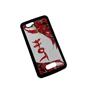 JX - Riviera Back Cover For Micromax A120