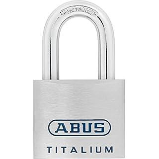 ABUS Titalium-Vorhangschloss 96TI/50, 70872