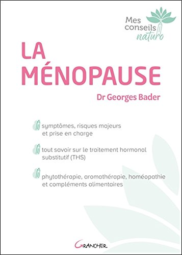 La Ménopause par Georges Bader