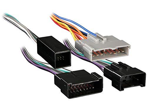 METRA Radio Kabelbaum AMP Bypass-System Metra Amp