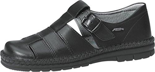 Abeba 6610professionnelle Chaussures avec semelle antidérapante, antistatique Noir