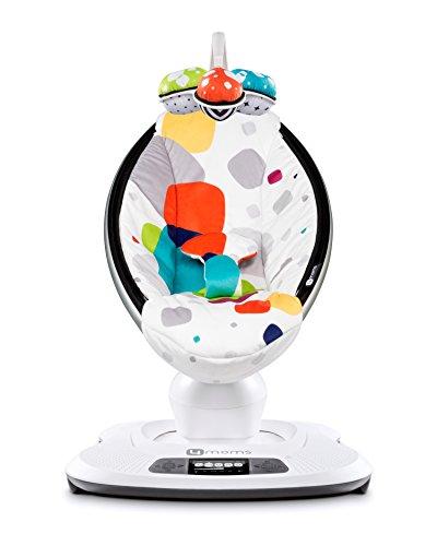 4moms 15674 mamaRoo 3D – Babywippe Multi Plush