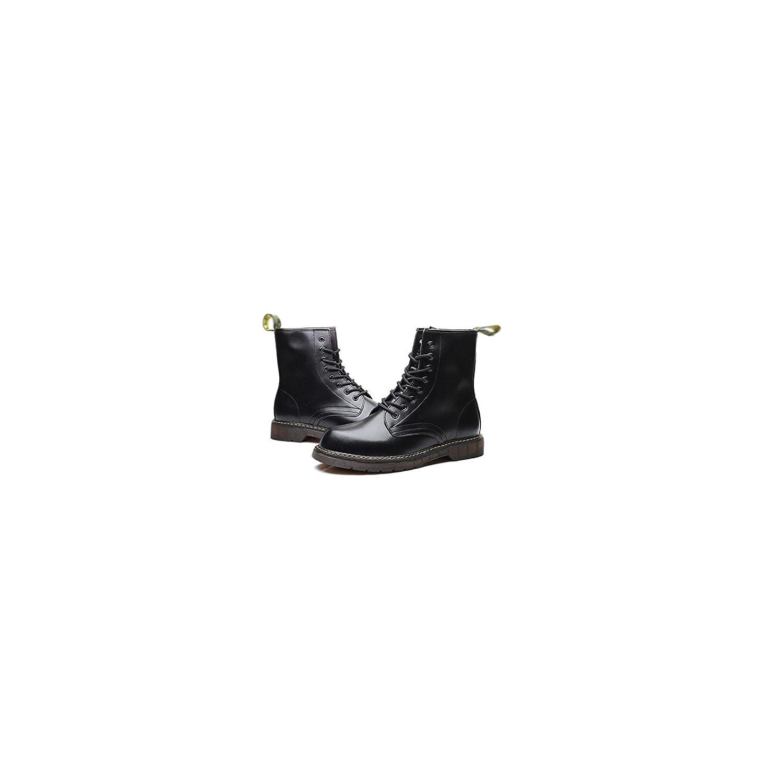 Comodit¨¤ invernale per uomo con caviglia stivali Martin impermeabili alla caviglia con , 45 Parent d57aec