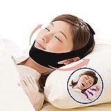 Hually Anti snoring chin strap, Bandage Jaw Corrector Band Professional Effective Stop Snoring