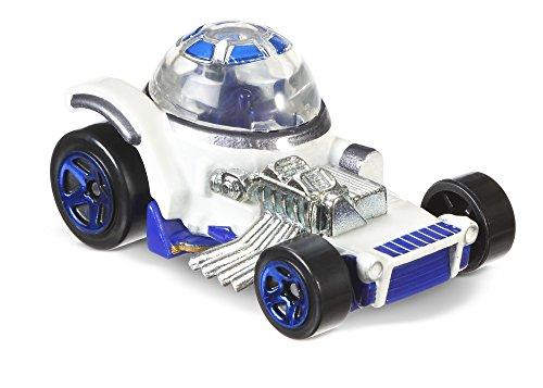 Mattel Hot Wheels FDJ81 R2-D2 (R2d2 Hotwheel)