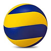 Alaojie Beach Volleyball for Indoor Outdoor Match Game Official Ball for Kids Adult