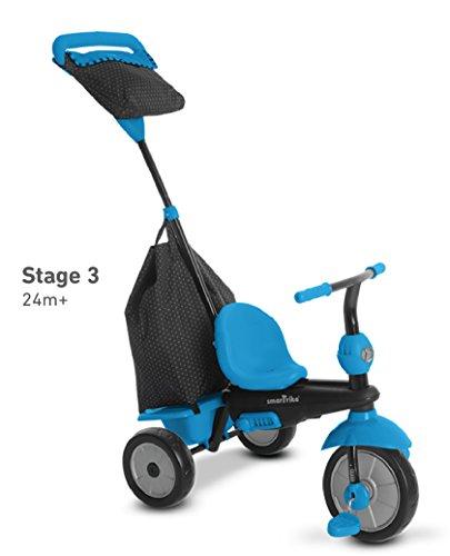 smarTrike Dreirad Glow blau - 5