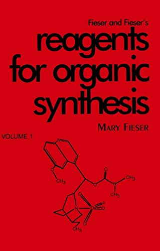 Fiesers′ Reagents for Organic Synthesis: Reagents for Organic Synthesis V 1