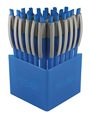 Milan 176540125 - Bote con 25 bolígrafos
