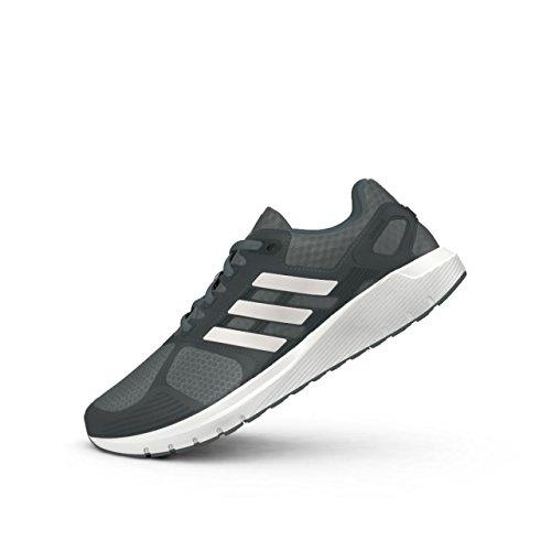 adidas Duramo 8 M, Chaussures de Course Homme gris/blanc/gris