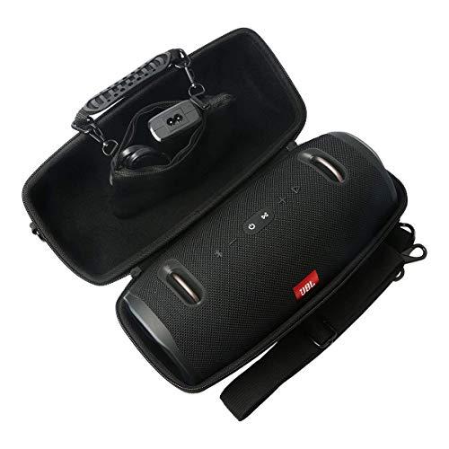 Khanka Hart Tasche Schutzhülle Für JBL Xtreme 2/ Xtreme 1 Bluetooth Lautsprecher speaker Case.(Mit kleine Tasche)