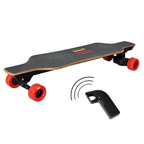 Elektro Skateboard E-GLIDER E-Board Longboard mit Motor und Akku