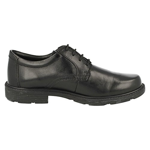 Clarks , Chaussures de ville à lacets pour homme Marron Marron foncé Noir