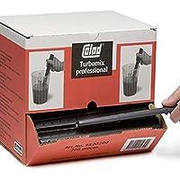 COLAD Turbomix Agitador/varilla mezcladora 30x 3cm/200unidades en caja dispensadora
