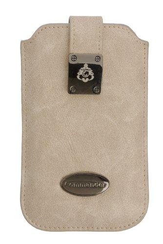 Commander 12292 Milano Case für Apple iPhone 3G/3GS/4/4S Größe M beige