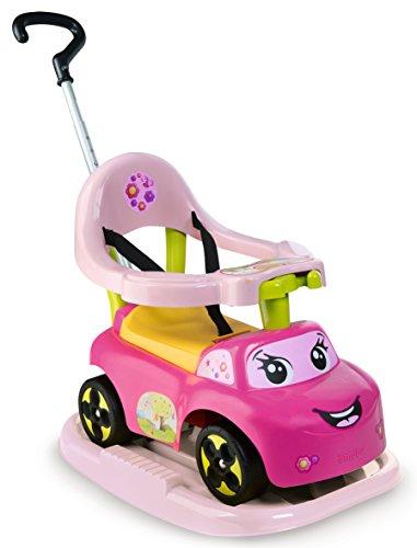 Smoby - 720608 - Porteur Auto Bascule - Rose
