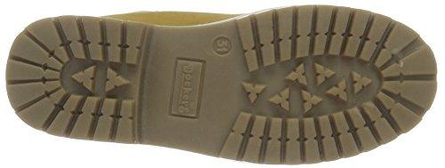 Dockers by Gerli Unisex-Kinder 35FN699-400320 Combat Boots Gelb (GOLDEN Tan 910)