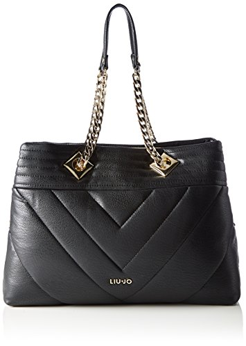 LIU JO IMPERIA SHOPPING BAG A66030E0012-22222 Black